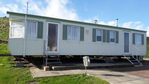 Our Willerby 'Salisbury' can sleep up to 8 guests in comfort
